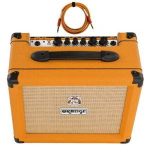 Orange Crush 20 Amp Review