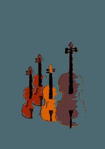 quartet violins