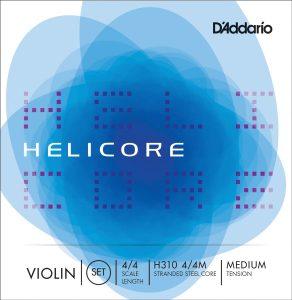 DAddario Helicore Size Violin Strings