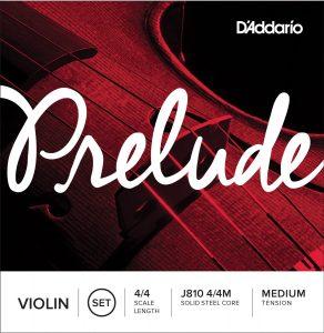 DAddario Prelude Violin String Set