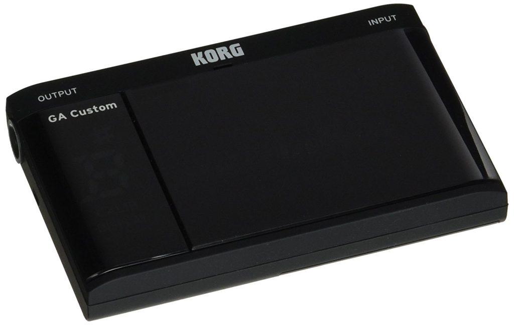 Korg GA Custom Handheld Tuner
