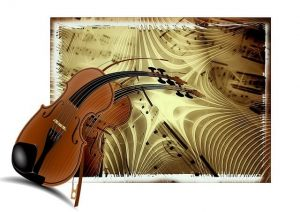 art of violin