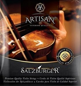 Artisan's Violin Strings for 4/4 & 3/4