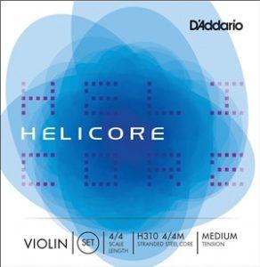 D'Addario Helicore 4/4 Violin Strings