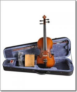 Aileen Acoustic Electric Violin with EQ