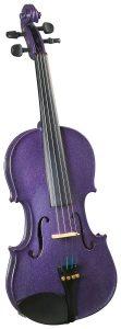 Cremona SV-75 Premier Novice SPARKLING PURPLE Violin