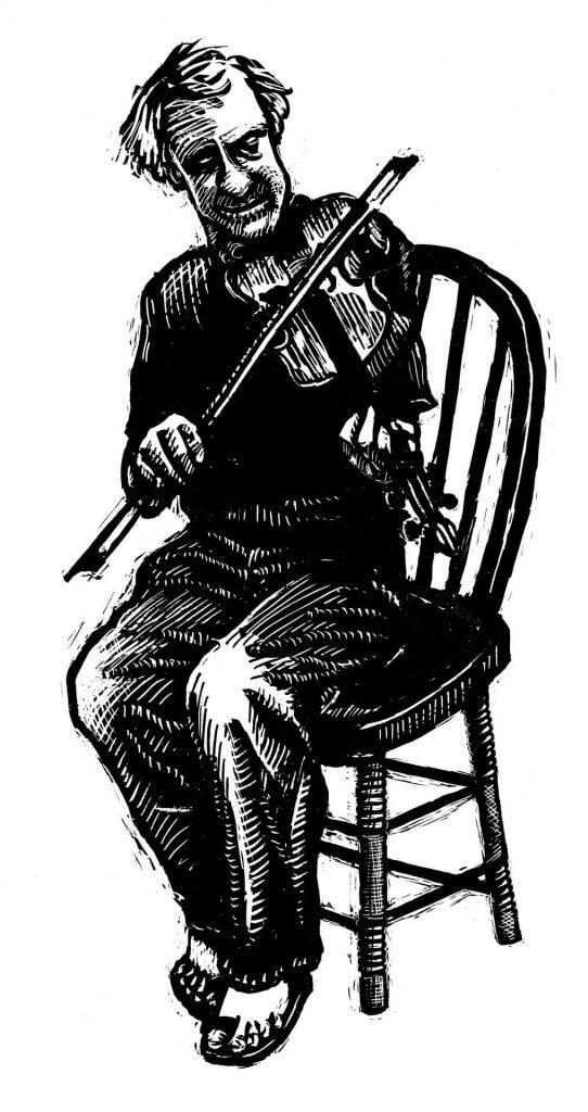 violin men