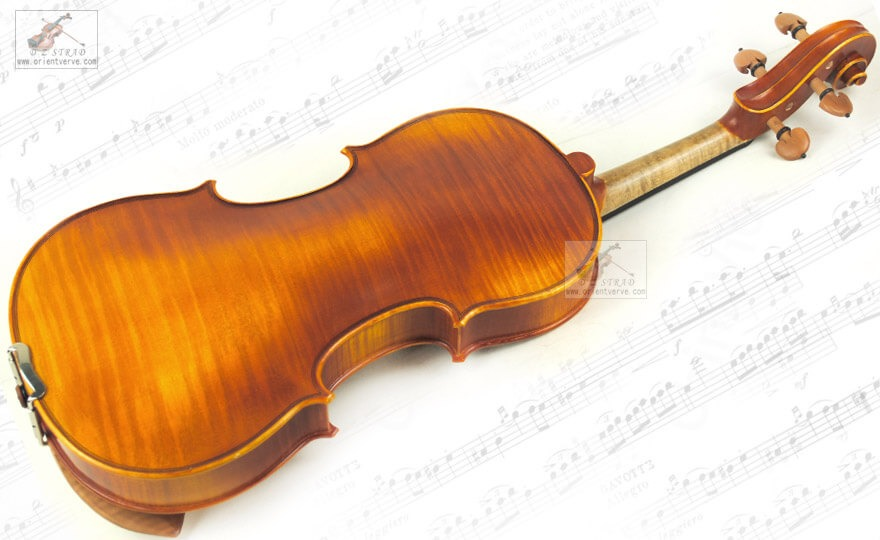 D Z Strad violin