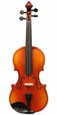 Klaus Mueller Bucharest Violin Outfit