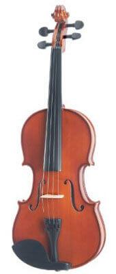 Mendini MV200 Solid Wood Violin